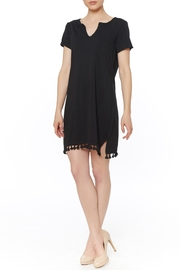 Michael Stars Notched Neck Dress - Product Mini Image