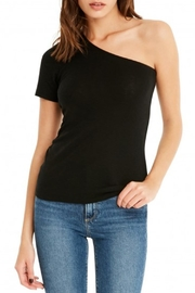 Michael Stars One Shoulder Tee - Front cropped