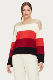 Michael Stars Parker Colorblock Sweater - Product Mini Image