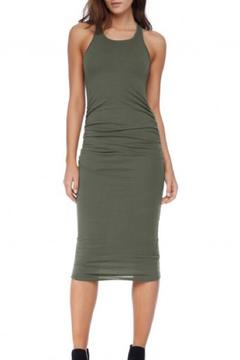 Shoptiques Product: Racerback Midi Dress