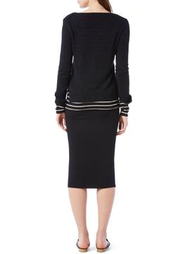 Shoptiques Product: Reversible Striped Sweater