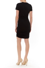 Shoptiques Product: Ruched Side Mini Dress - Front full body