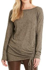 Michael Stars Side Ruched Tunic - Product Mini Image
