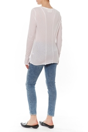 Shoptiques Product: Thumb Hole Top - Front full body