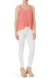 Michael Stars Trapeze Tank Top - Front cropped