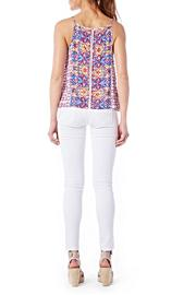 Michael Stars Tulum Print Cami - Side cropped