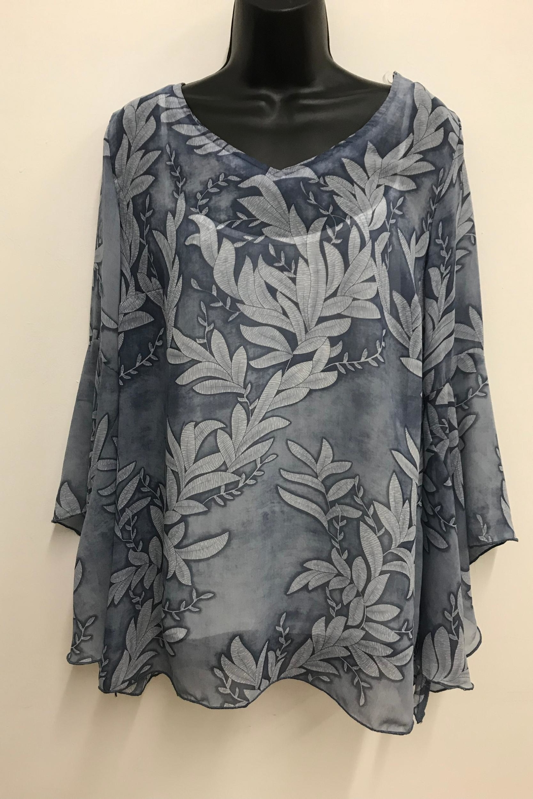 Michael Tyler Collections Bell Sleeve Blouse - Main Image