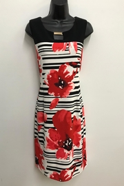 Michael Tyler Collections Bold Floral Dress - Product Mini Image