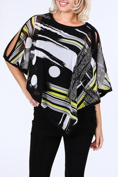 Shoptiques Product: Open Shoulder Tunic