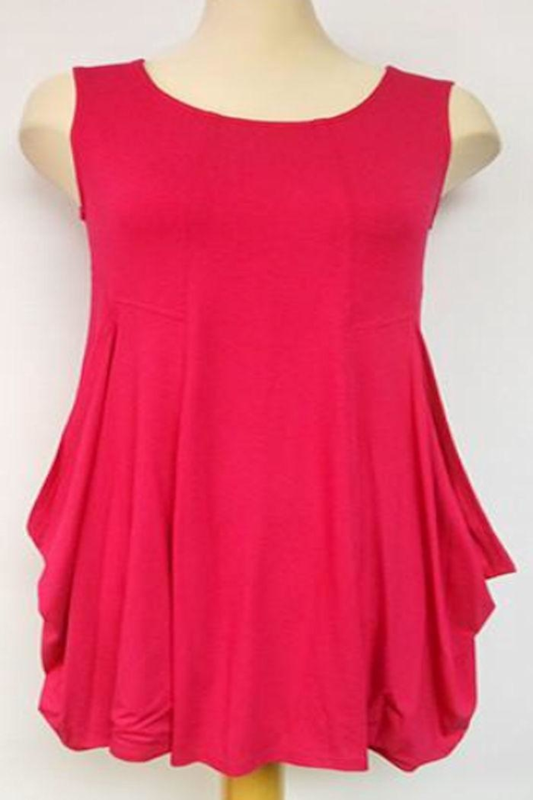 Michael Tyler Collections Pink Sleeveless Tunic - Main Image