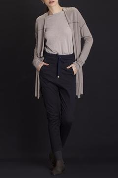 Michal Nir Knit Brown Sweater - Product List Image
