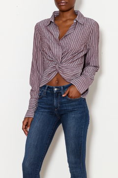Shoptiques Product: Knot Bottom Blouse