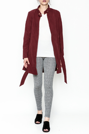 MICHEL Zip Up Jacket - Side cropped