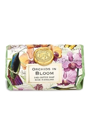 Michel Design Works Bath Soap Bar - Front cropped
