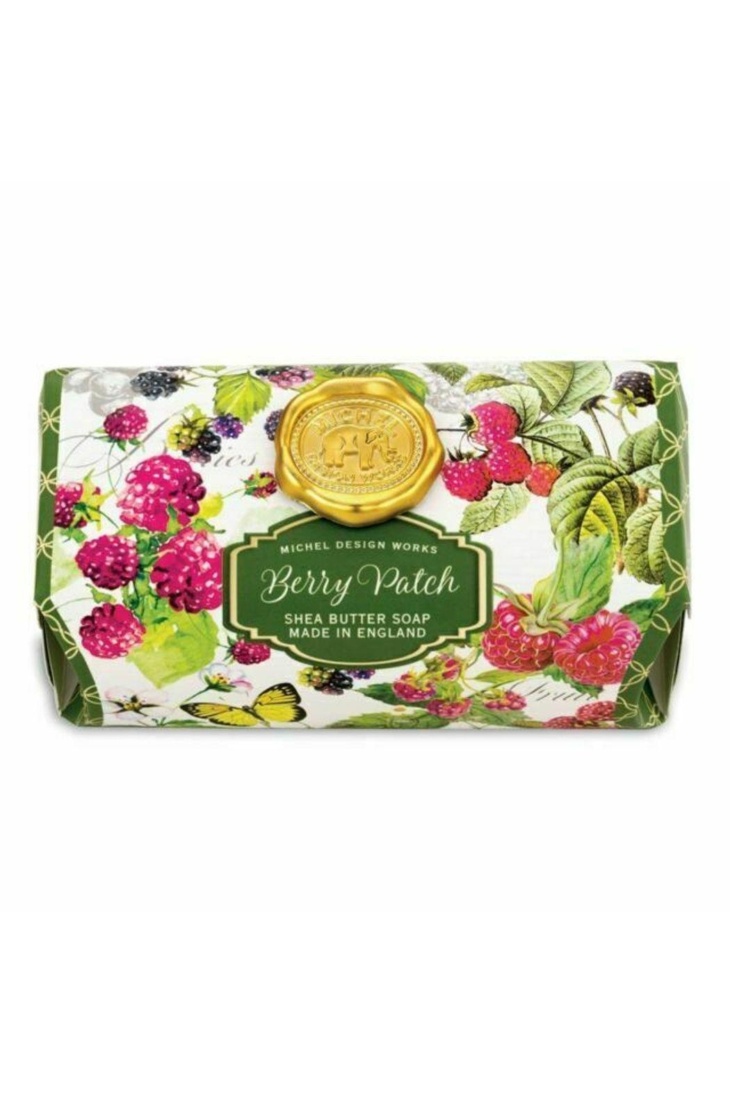 Michel Design Works Berry Patch Soap Bar - Main Image