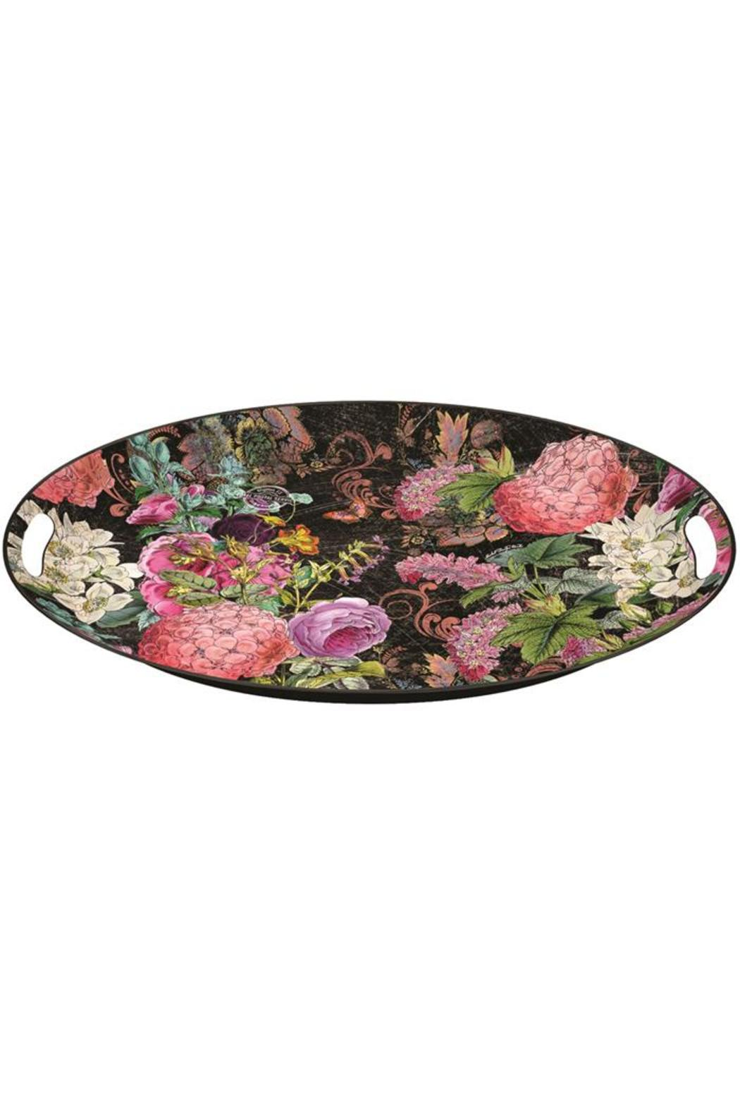 hair styles oval michel design works botanical garden tray from boulder by 6175