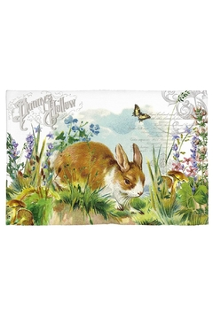 Michel Design Works Bunny Hollow Scatter Rug - Product List Image