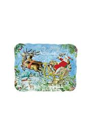 Michel Design Works Christmas Cookie Platter - Product Mini Image