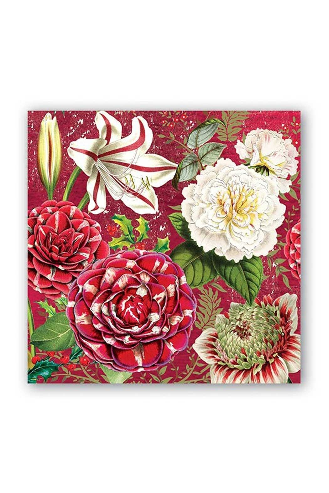 Michel Design Works Christmas Day Napkins - Main Image