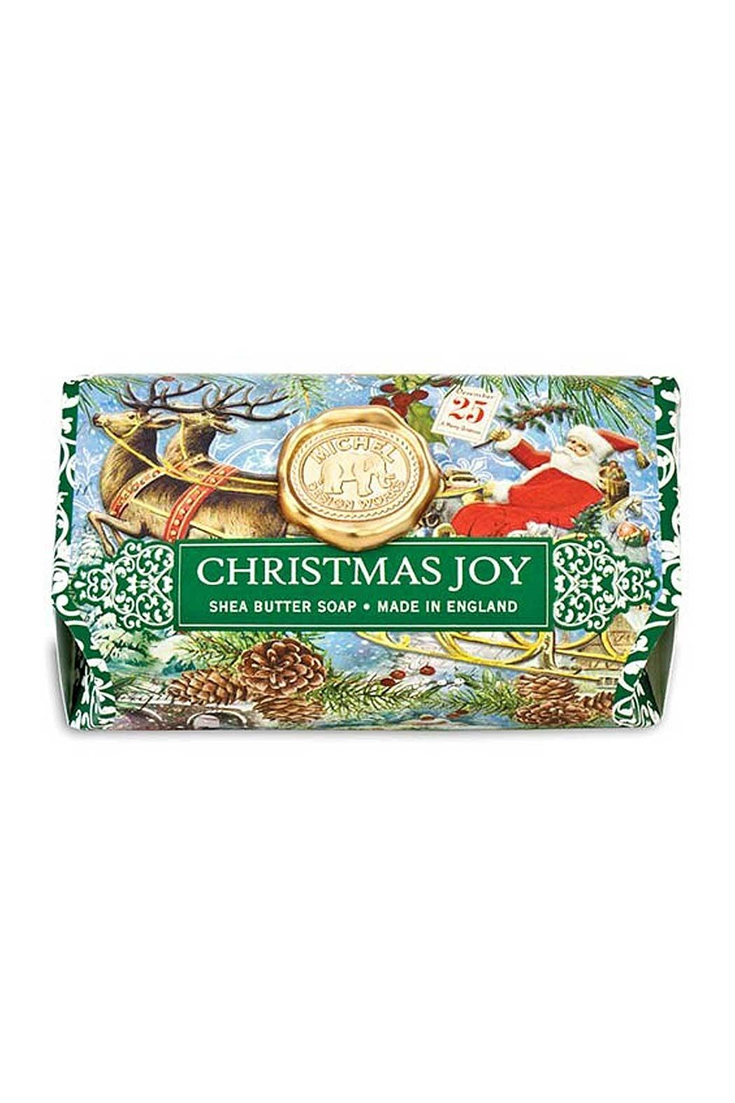 Michel Design Works Christmas Joy Soap - Main Image