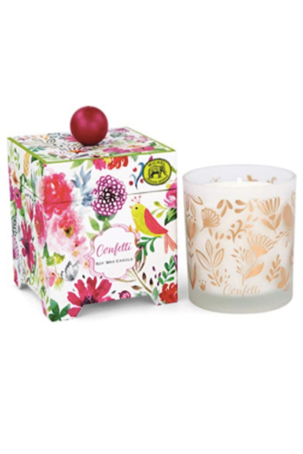 Michel Design Works Confetti Soy Wax Candle - Main Image