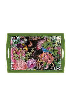 Michel Design Works Decoupage Wooden Tray - Product List Image