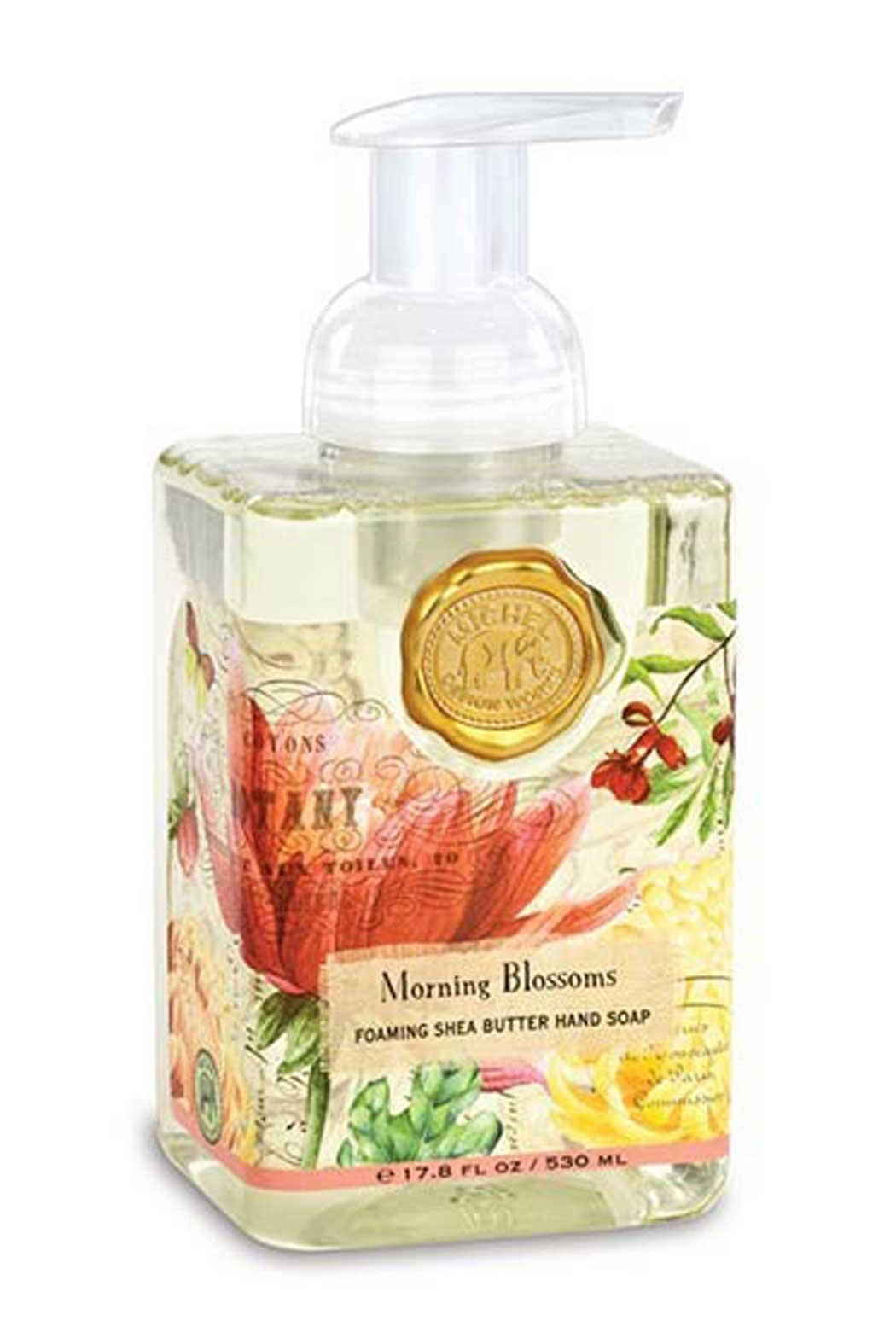 Michel Design Works Foaming Hand Soap From New York City By No 6
