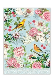 Michel Design Works Garden Melody Towel - Product Mini Image