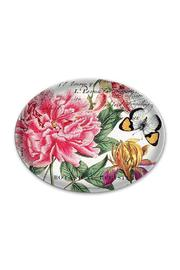 Michel Design Works Peony Glass Soap Dish - Product Mini Image