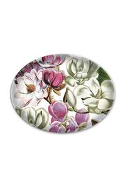 Michel Design Works Magnolia Glass Soap Dish - Product Mini Image