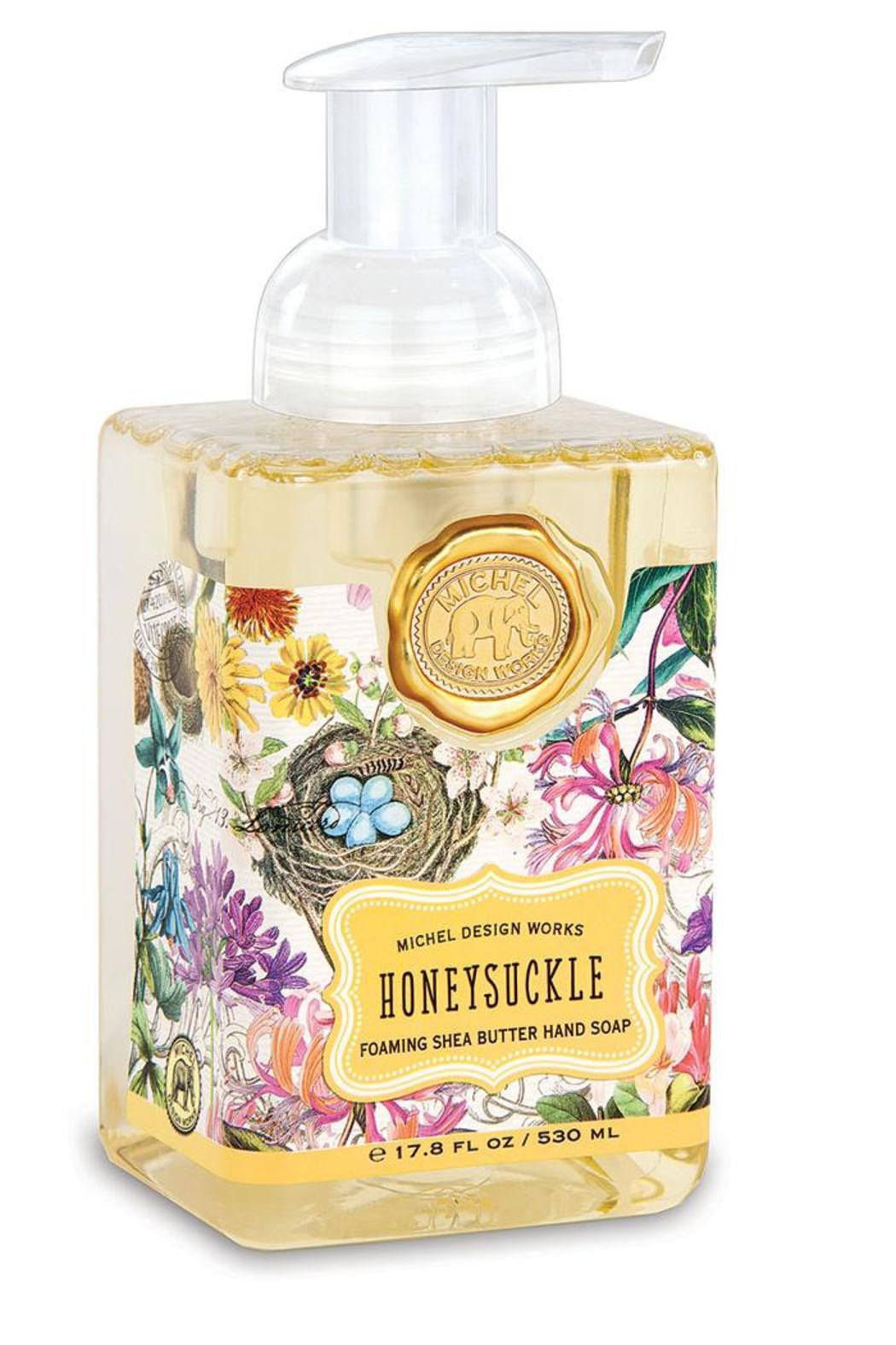 Michel Design Works Honeysuckle Foaming Soap From Boulder