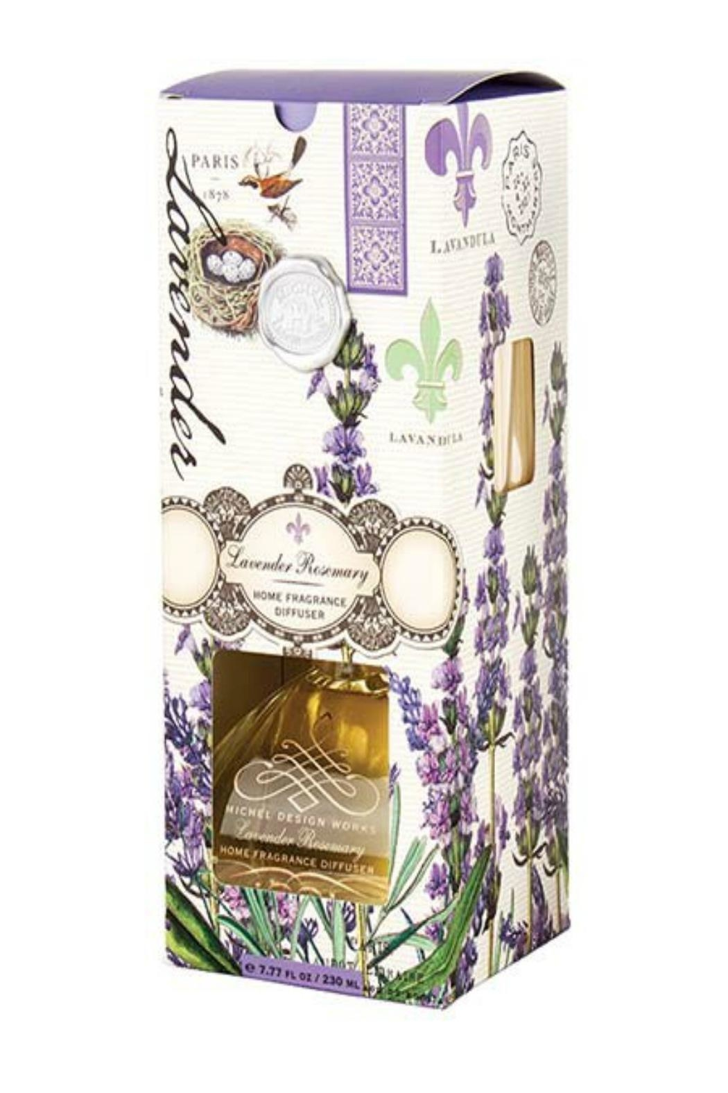 Michel Design Works Lavender Rosemary Diffuser - Main Image