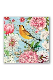 Michel Design Works Garden Melody Napkins - Product Mini Image
