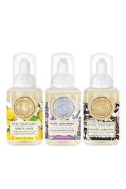 Michel Design Works Mini Foaming Soap Set: Lemon, Lavender, Honey - Product Mini Image