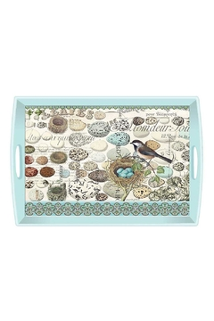 Michel Design Works Nest Wooden Tray - Alternate List Image