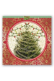 Michel Design Works O Tannenbaum Cocktail Napkins - Product Mini Image