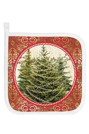 Michel Design Works O Tannenbaum Potholder - Product Mini Image