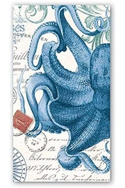 Michel Design Works Octopus Hostess Napkin - Product Mini Image