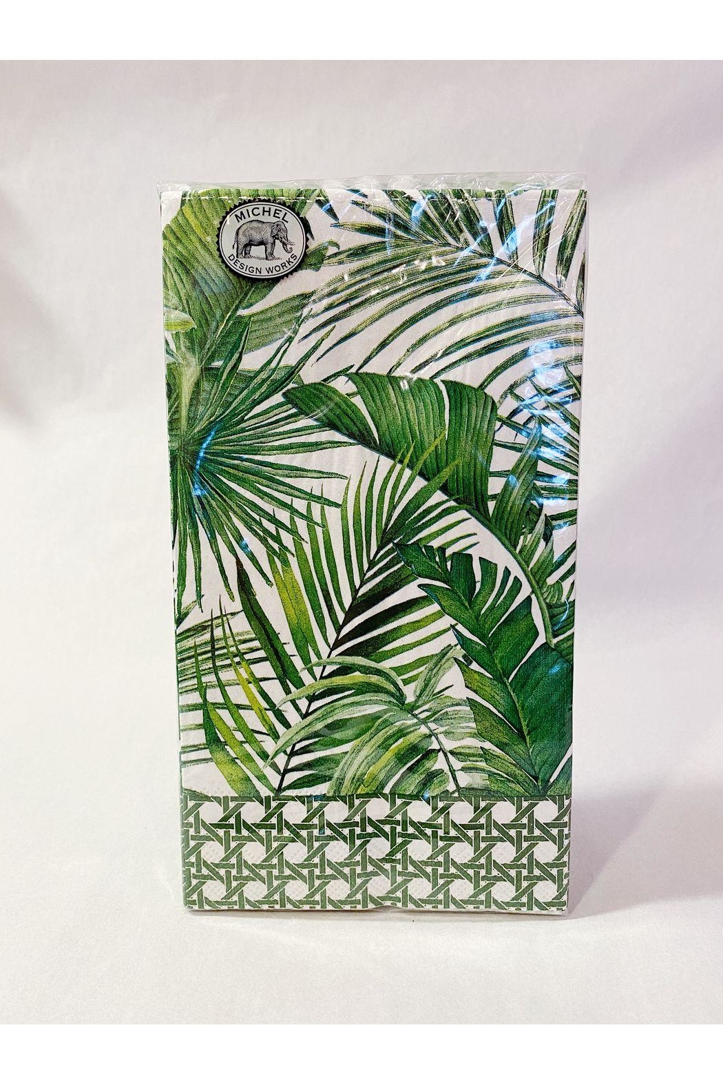 Michel Design Works Palm Breeze Napkins - Front Full Image