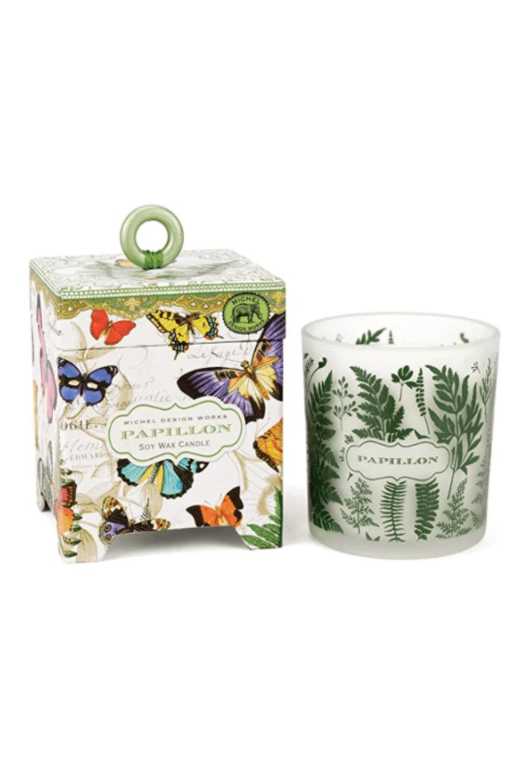 Michel Design Works Papillon Soy Wax Candle - Main Image