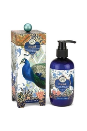 Michel Design Works Peacock Body Lotion - Product Mini Image