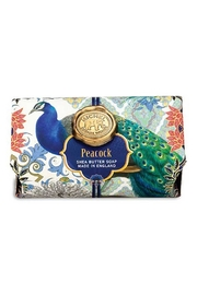 Michel Design Works Peacock Soap Bar - Product Mini Image