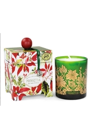Michel Design Works Poinsettia Candle - Product Mini Image