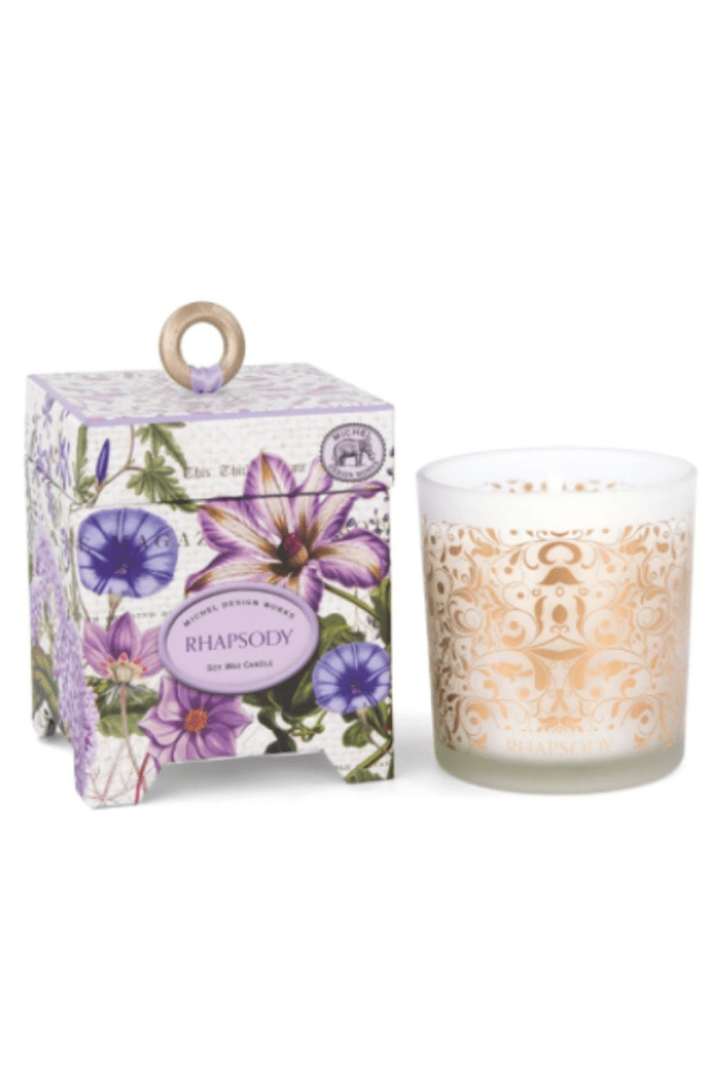 Michel Design Works Rhapsody Soy Wax Candle - Main Image