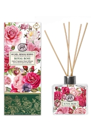 Michel Design Works Rose Fragrance Diffuser - Product Mini Image