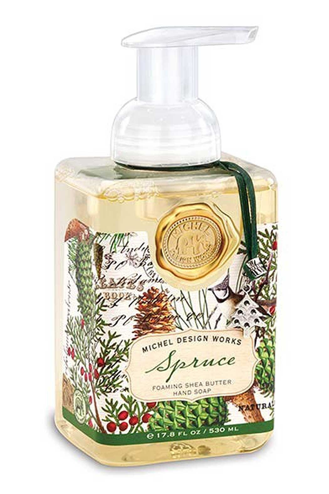 Michel Design Works Spruce Foaming Soap - Main Image