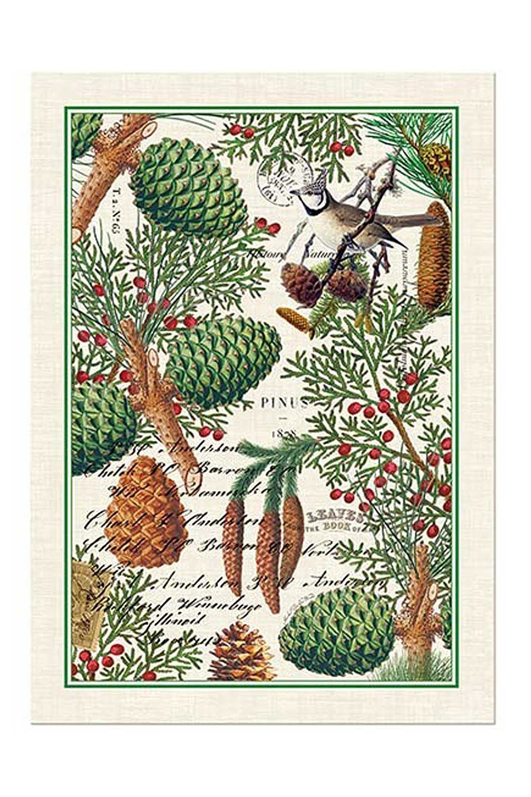 Michel Design Works Spruce Kitchen Towel - Main Image