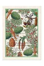 Michel Design Works Spruce Kitchen Towel - Product Mini Image