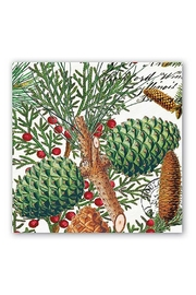 Michel Design Works Spruce Luncheon Napkins - Front cropped