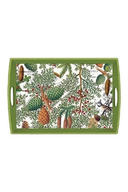 Michel Design Works Spruce Wooden Tray - Product Mini Image